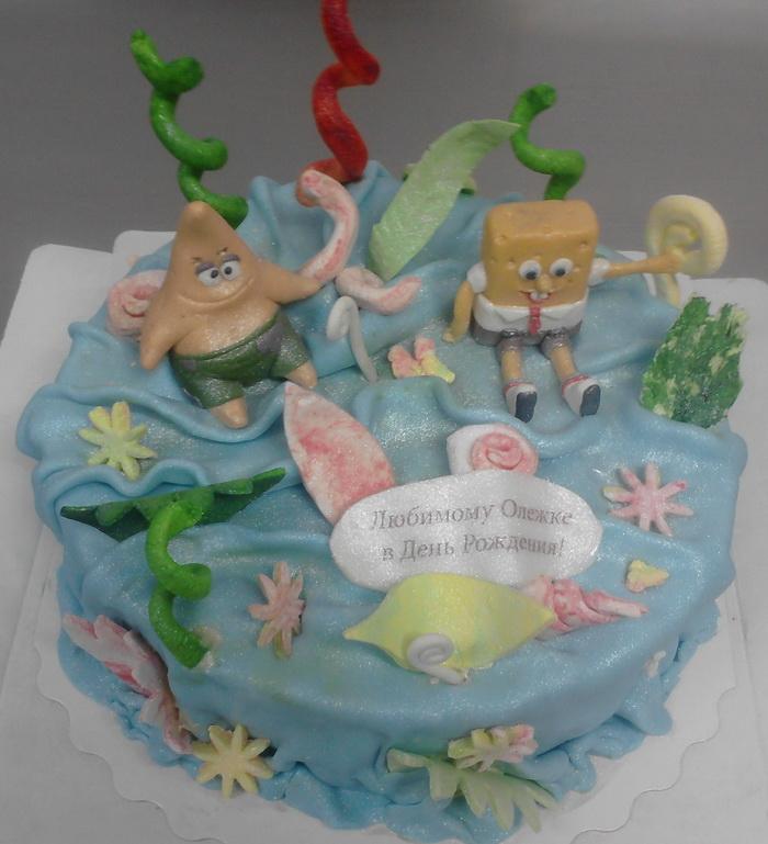Торт для маленьких детей фото 7